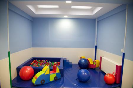 detalle piscina bolas guardería txanogorritxu las arenas