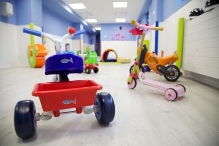 juguetes para bebés guardería txanogorritxu barakaldo