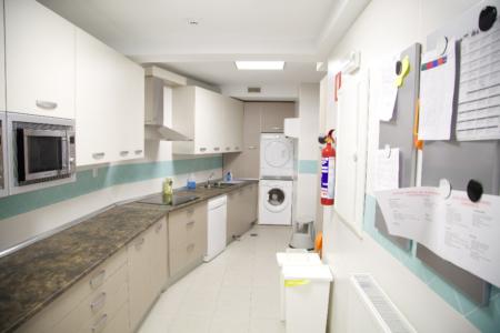interior cocina guardería txanogorritxu barakaldo
