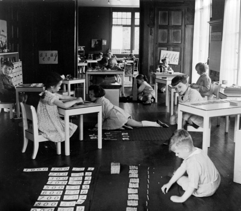 Aula Montessori