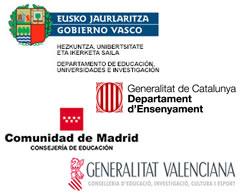 Escuelas infantiles Autorizadas por el departamento de Educación de cada Comunidad Autónoma