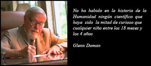 Método Glenn Doman lectura
