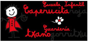 Guardería Txanogorritxu logo