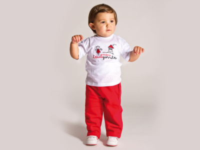 uniforme niños guardería Txanogorritxu